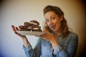 Exclusive Treat - Baking session with Becki + Private Concert